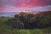 Fanad Head Lighthouse (Matteo Rinaldi.it) Tags: fanadhead lighthouse faro irlanda donegal scogliere landscape stampa quadro tramonto relax arredo seascape nd1000haida gndlee09soft