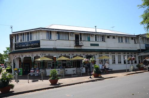 DSC_5855 Lake Eacham Hotel (Yungaburra Hotel),  6 Kehoe Place, Yungaburra, Queensland