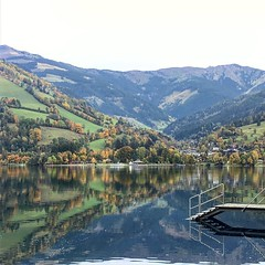 Fall vibes at Zell am See (MM Socks - Wundersocks) Tags: socks