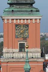 IMGP2189 (heraldofstagnation) Tags: pentax k3ii pentaxa 70210mm f4 manualfocus poland warsaw royal castle tower clock