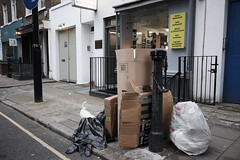 20160928T15-40-13Z-DSCF4227 (fitzrovialitter) Tags: geotagged fitzrovia fitzrovialitter camden westminster rubbish litter dumping flytipping trash garbage london urban street environment streetphotography westend peterfoster documentary fuji x70 fujifilm gpicsync captureone