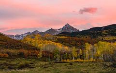 Impression of Colorado Fall (Wei, Willa) Tags: colorado coloradofall