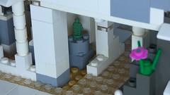 Brick Yourself Custom Lego Set Ski Slope 7