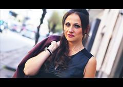 Portrait (Giusy Di Paola) Tags: bokeh portrait model street photography urban cinematic fashion