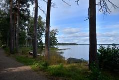 (Villikko) Tags: tammela nature finland lake jrvi landscape maisema boat