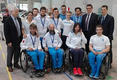 Campionati Europei di Scherma Paralimpica 4