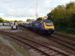 43004 Liskeard (Marky7890) Tags: gwr 43004 class43 hst 1a94 liskeard railway cornwall train