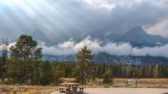 Teton Glacier Turnout (gunigantip) Tags: moose wyoming unitedstates gtnp grandtetonnationalpark grandtetons tetons nationalpark teewinot mountowen cathedral tetonglacier glacierview turnout tetonpark