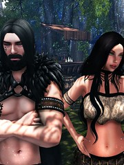 Leather Biceps Bracelets - Head Branches - Fantasy Gacha Carnival - 7th Nov (moonshagoreanstore) Tags: guy girl boy male female unisex man woman bracelet bracelets leather celtic viking medieval fantasy old accessorie deco gor gorean goreano goreana torvald torvaldslander torvaldslland wood forest fur slave panther gacha mesh sl second life carnival fgc slink body moon sha moonsha moonlight shadow clothe outfit sexy