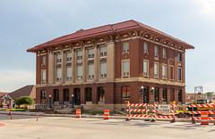 Prairie Arts Center (Eridony) Tags: northplatte lincolncounty nebraska downtown postoffice usps historic nrhp nationalregisterofhistoricplaces