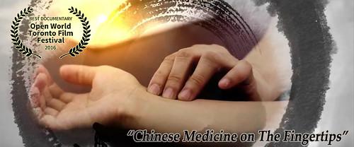 """Chinese Medicine on The Fingertips"" OWTFF 2016 Best Documentary Award Winner"