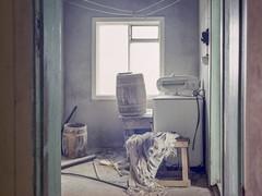 Abandoned house (soho42) Tags: abandoned lost forgotten decay mamiya645protl kodakportapro160 analog urbanexploration urbex iceland