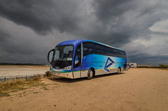 Bad Weather 859 (_Rjc9666_) Tags: 9907 algarve autocarro bus clouds coach eva frotaazul nikond5100 portugal sky tokina1224dx2 transport transportation transportes weather ruijorge9666 1577 859