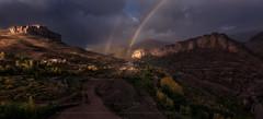 Double Rainbow (sgsierra) Tags: rainbow arcoiris double doble lluvia rain españa nikon paisaje landscape