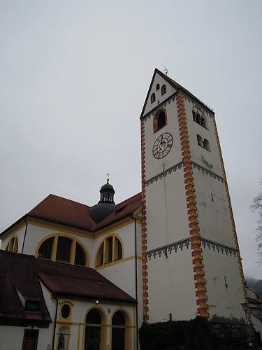 Füssen: St. Mang