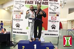 Campeonato Face To Face Bilbao-Getxo 5-11-2016 apoyo Getxo Kirolak, Gimnasio Black Belt-getxo y Oso Duro Fight wer