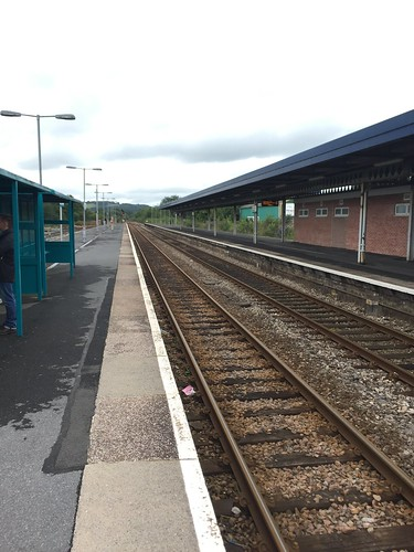 Whitland railway station