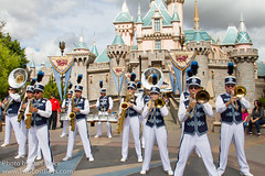 The Disneyland Band