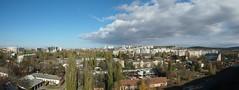 Simferopol (nikolasrybin) Tags: simferopol crimean peninsula crimea traveling urban panoramic fall november olympus pen epl3 2016