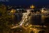 Ponte delle Catene (antonio.canoci) Tags: ponte delle catene danubio basilica di santo stefano budapest ungheria canon 100d 1585usm