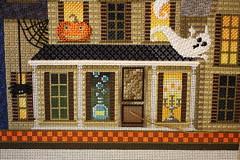 November 13 2016, Sunday (interchangeableparts) Tags: halloweenstitching needlepoint worksinprogress mfboo kirkbradley