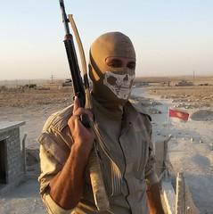 Yezidi HPÊ Fighter