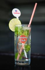 Cuban Mojito (Warriorwriter) Tags: cuba cu matanzas mojito rum lime mint sugar clubsoda straw mixeddrink cocktail alcohol cuban