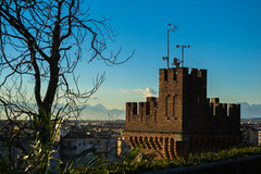 DSC_2020 (marcog91) Tags: udine castelmonte italy architecture sun outside outdoor sunset colorful beautiful