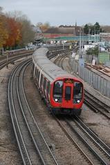 S8 (21035) - Northwood (GreenHoover) Tags: northwood lu londonunderground tube metropolitanline sstock s8 subsurfacestock surfacestock 21035