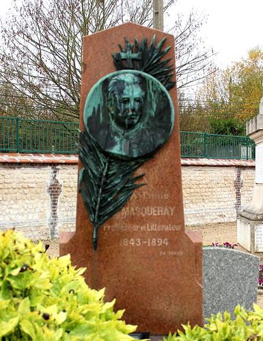 Saint-Etienne-du-Rouvray - Emile Masqueray