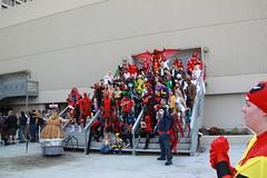 Dragon Con 2015 - Day 3 (Awesoman) Tags: costumes atlanta georgia cosplay geeks dorks nerds convention scifi sciencefiction popculture dragoncon labordayweekend atlantaga dweebs downtownatlanta dragoncon2015