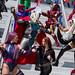 Thor vs. Storm. Black Widow vs. Psylocke.