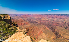 The Grand Canyon-Explored (George O Mahony) Tags: explored