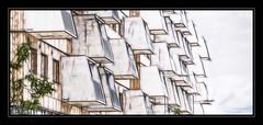 Living in a Box (Thomas Grimm - Art of Light) Tags: vienna wien light building art window architecture concrete licht nikon pattern bright artistic balcony balkon fenster kunst hell architektur gebude muster 28300mm beton postprocessing d600 holzfassade knstlerisch nachbearbeitung woodenfront seestadt