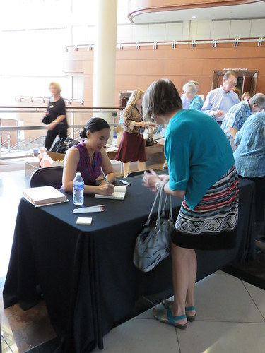 Celeste Ng book fan photo