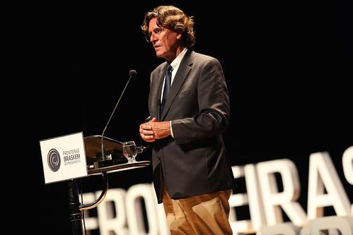 Luc Ferry no Fronteiras Braskem do Pensamento 2015
