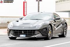 Ferrari F12 Berlinetta (effeNovanta - YOUTUBE) Tags: cars car canon eos video ferrari montecarlo monaco nero supercar supercars f12 v12 youtube topmarques nerodaytona topmarquesmontecarlo canon1100d monacotopmarques ferrarif12berlinetta f12berlinetta