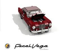 Facel Vega Excellence EX (1958) (lego911) Tags: auto birthday france classic ex car sedan french model lego render 1950s 1958 hemi chrysler saloon vega luxury challenge v8 8th cad lugnuts 96 povray excellence 59th moc ldd miniland facel lego911 niftyfiftiesdaddyo happycrazyeighthbirthdaylugnuts