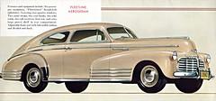 1942 Chevrolet Fleetline Aerosedan (aldenjewell) Tags: chevrolet 1942 brochure fleetline aerosedan