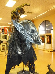 Dark Arts (rubber rat productions) Tags: england mask yorkshire whitby troll northyorkshire darkarts bramstokerinternationalfilmfestival