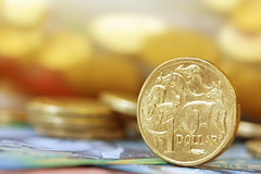 Foreign exchange - Aussie up as RBA minutes present easing scope and improved outlook (majjed2008) Tags: show scope outlook forex aussie improved easing minutes