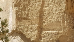 Inscriptions from the 1850s