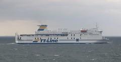 Huckleberry Finn (thokaty) Tags: ferry balticsea huckleberryfinn ttline