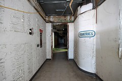 Jersey City Medical Center (EsseXploreR) Tags: new city abandoned nj center hague medical maternity jersey ward beacon abandonednj