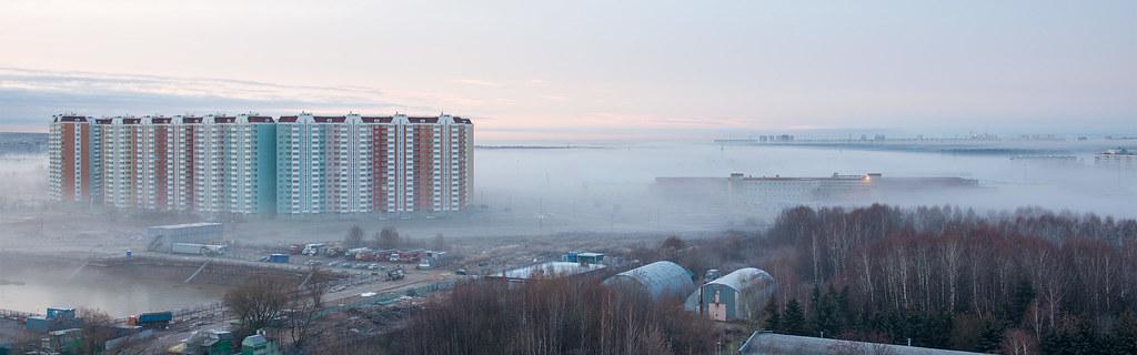 фото: Утреннее