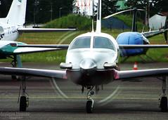 Four Blade Aircraft (Antnio A. Huergo de Carvalho) Tags: airplane airport aircraft aviation malibu blade avio propeller meridian aviao hlice pa46 fourblade aviaoexecutiva aviaogeral malibumeridian ppjpc pa46400tp