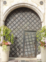 Krakov, dveře (11) (ladabar) Tags: door doorway kraków krakau krakov dveře