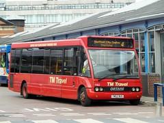 1162 TM52BUS Sheffield Interchange on 4 (1280x960) (dearingbuspix) Tags: 1162 tmtravel wellglade tm52bus
