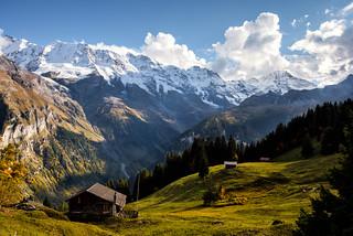 Sunny Switzerland