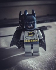 You are what you choose to be #batman #legobatman #toys #lego #ocio #chile  #blueandblack (guvelo) Tags: instagramapp square squareformat iphoneography uploaded:by=instagram rise